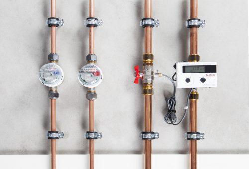 IMD-System vattenmätare och värmeätare